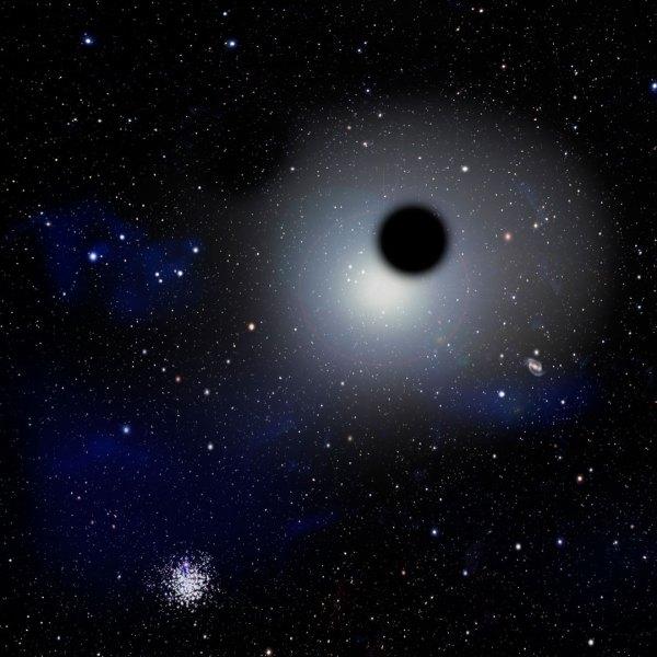 Rogue Black Holes May Roam the Milky Way