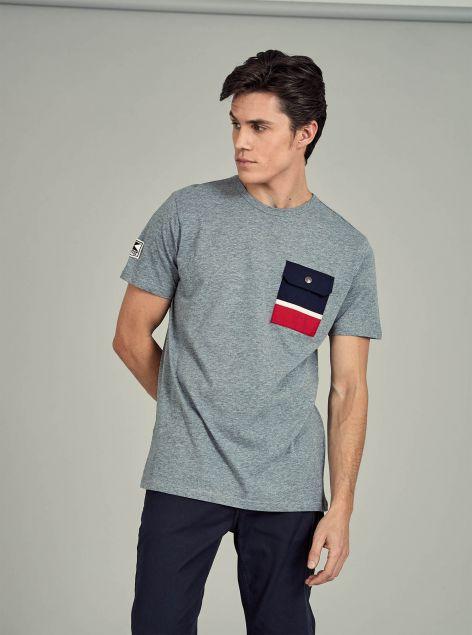 T-Shirt Tasca Multicolor