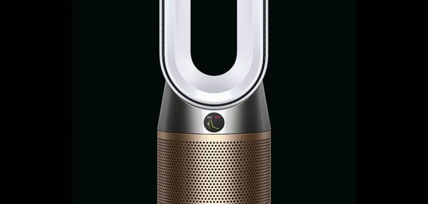 Dyson's latest fan destroys harmful indoor chemicals – Pickr