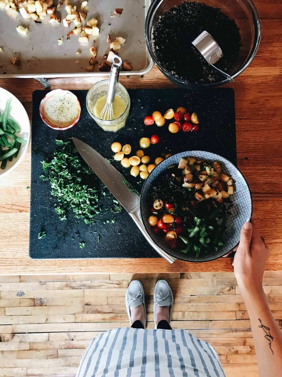 July Lunch Date | pinchofyum.com