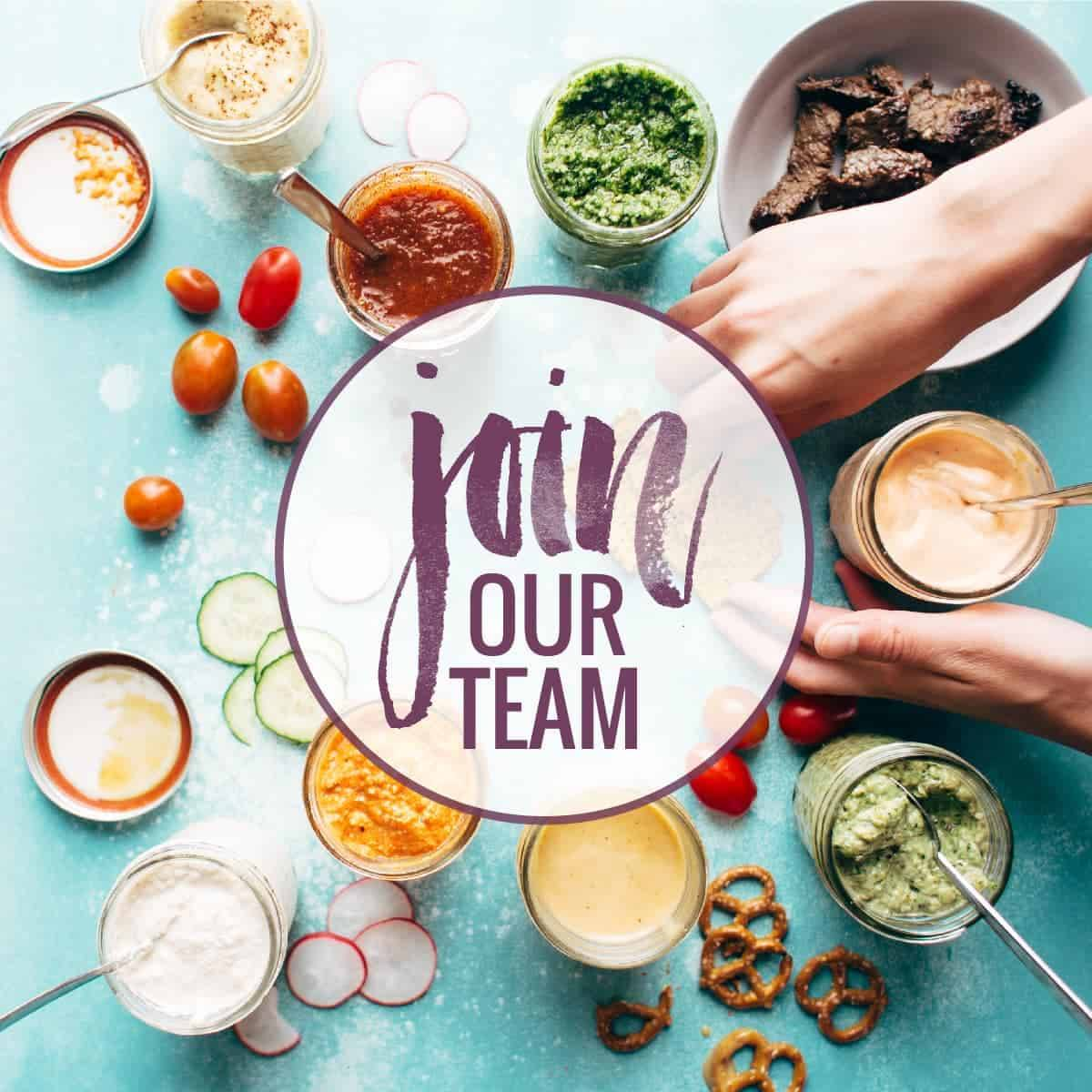 Pinch of Yum is hiring! Shoot Assistant starting August 2016.