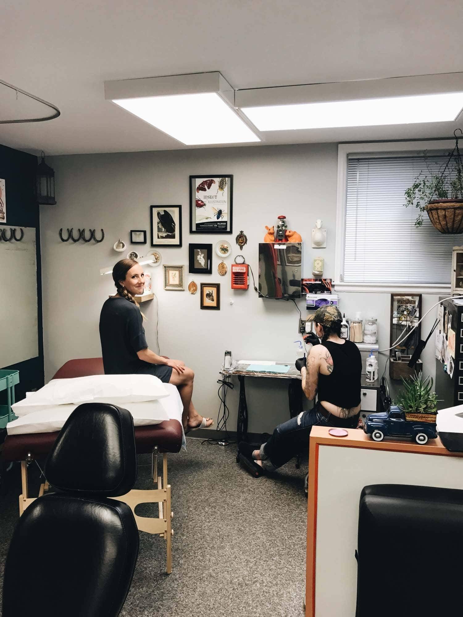 A Tattoo Story | pinchofyum.com