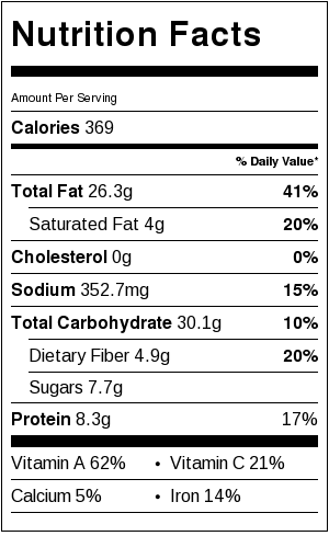 Nutrition Sweet Potato Salad
