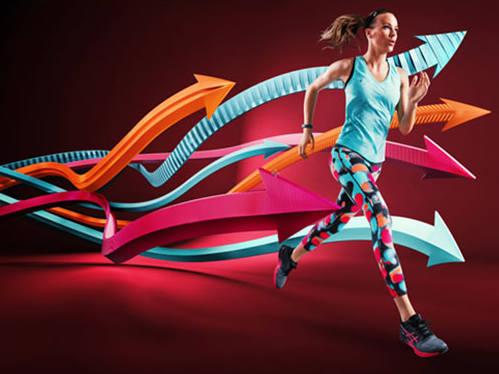Asics, Runkeeper, app, digital, tecnología, tic textil, moda, deporte