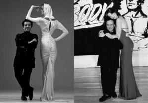 el artesano del cuerpo, el escultor del cuerpo femenino, modisto, diseñador franco-tunecino, Azzedine Alaïa,