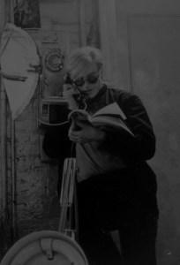 Calvin Klein, Andy Warhol