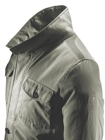Geox, transpirable, la chaqueta que respira, impermeable, termorregulación natural, Amphibiox, Nebula