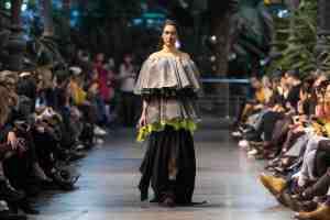 Unmasked: porque a veces lo que pareceno es, Mercedes-Benz Fashion Week Madrid, MBFWM, ESNE, Escuela de Moda, sección OFF, Jóvenes creadores