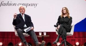 Copenhagen Fashion Summit, Stella McCartney, Eva Kruse, Fashion Gloobal Agenda,