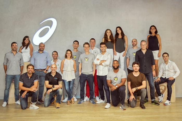 Tenkan-Ten, start-up, aceleradora de startups, Asics, Daniel Dümig, Pyrates, Runnin' City, Curv, Entrenarme, A-Champs,