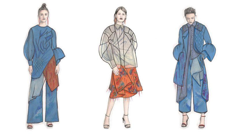 Redress Design Award, Redress, moda sostenible, desechos textiles, Common Objective, LCI Barcelona, Lucía Alcaina