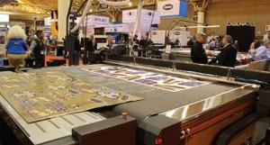 Gerber Technolofy, MCT Digital, SGIA, corte laser de material de gran formato