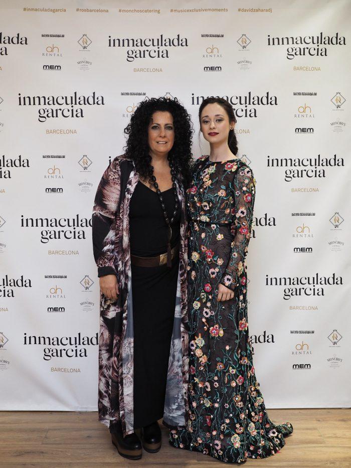Inmaculada García, moda para novias, IG BCN, BBFW