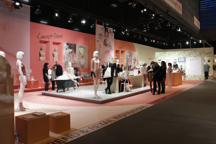 Salón Internacional de la Lencería, Interfilière, Eurovet, Chantelle, Chantelle Lingerie, Designed by CL, salones de moda íntima, Passionata, Chantal Thomass, Femilet
