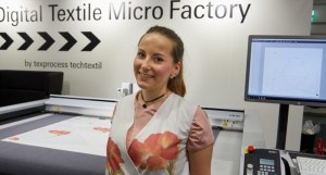 Texprocess, Feria de Frankfurt, automatización, personalización en confección, World of Digital Fashion