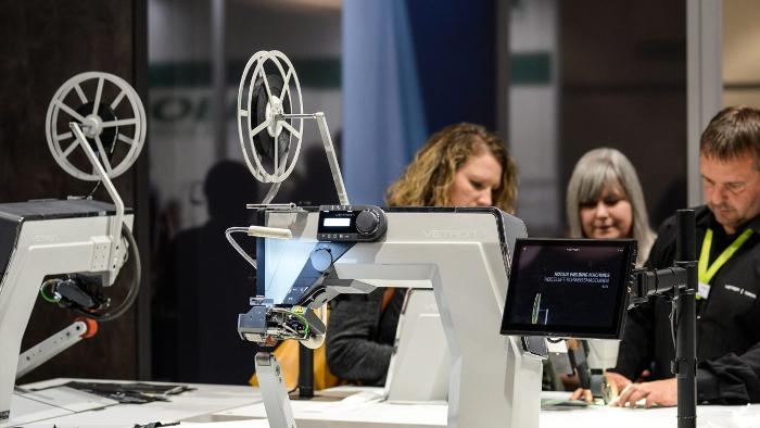 Techtextil ,Texprocess, VDMA, Messe Frankfurt, confección, costura, tecnología de costura y confección, maquinaria textil, industria textil alemana, industria textil española
