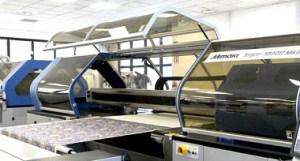 Mimaki, Tiger 1800B MkII, European Digital Press Association, ITMA, impresión digital textil