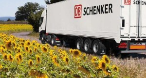 DB Schenker, retail/moda, logística, transporte de mercancías, transporte por carretera,