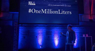 KingPins, Dryindigo,Tejidos Royo, One million liters, sostenibilidad , solidaridad