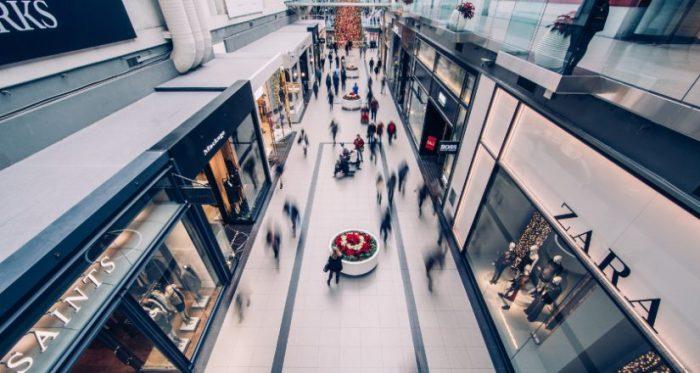 Centros y parques comerciales, Centros comerciales, parque comerciales,