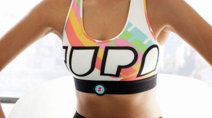 Supa, marca de fashion tech creada por Sabine Seymour, comercializa varios modelos, que conectan a la usuaria con la app de la marca