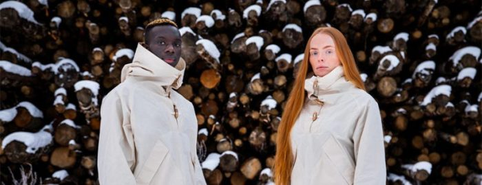 Bergans,  Spinnova, Halley Stevensons, Collection of Tomorrow, Bergans Future Labs, premio outdoor , anorak
