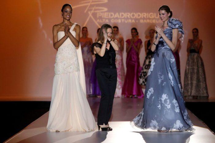Piedad Rodriguez, Prêt-à-porter selecto, moda de Fiesta, moda nupcial, moda ceremonia, Piedad Rodríguez