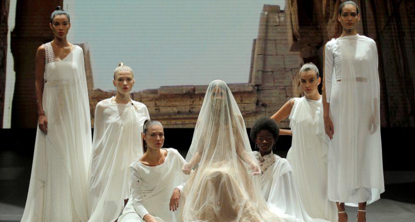 BBFW Phygital Experience, BBFW, Barcelona Bridal Fashion Week