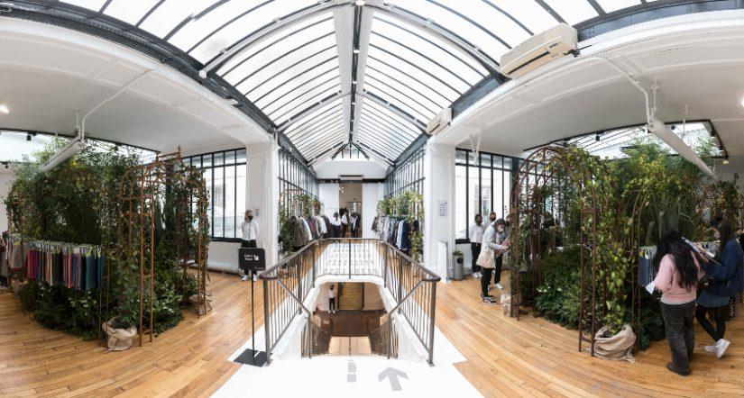 I edición Texworld Evolution Paris - Le Showroom