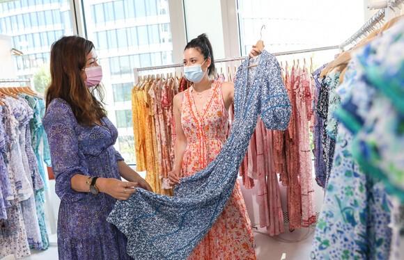 Aline Müller-Schade,  Supreme Women&Men, Düsseldorf Fashion Days