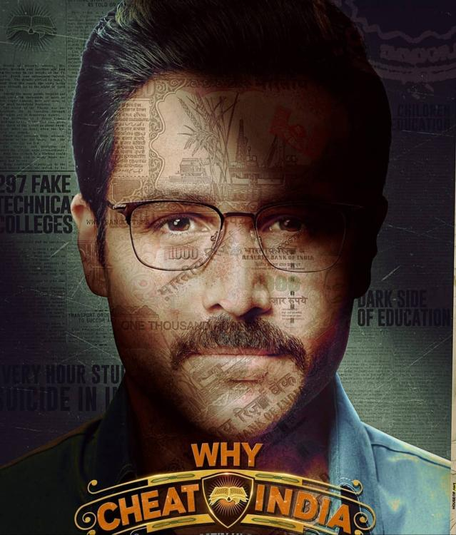 Why Cheat India Review: Emraan Hashmi cheats our hearts in this below average story