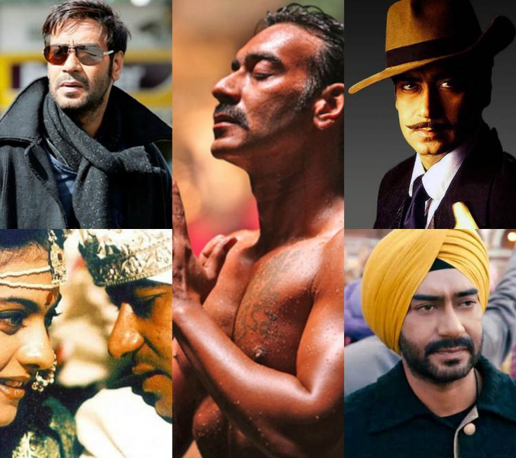 Image result for Humility and dedication from Ajay Devgn.
