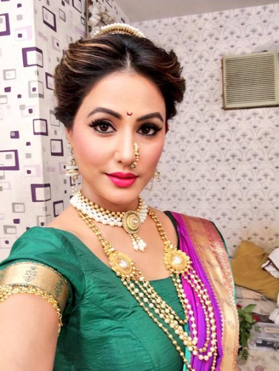 Heres What Left Hina Khan Infuriated Just Before Entering