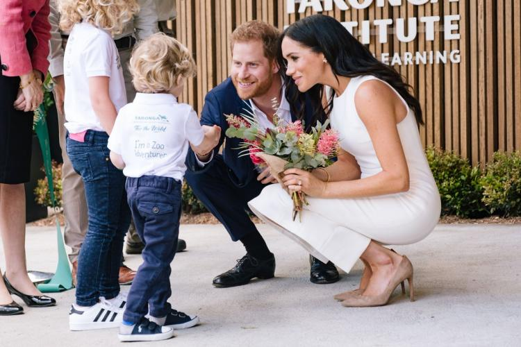 Prince Harry & Meghan Markle all set for parenthood; make ...