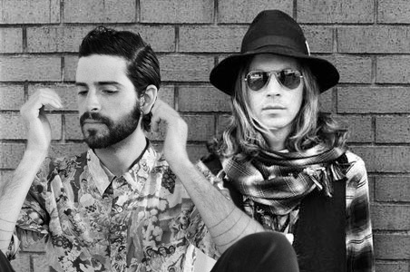 Beck and Devandra Banhart