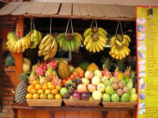 Frutta, Stand Di Frutta, Succo Di Frutta, Succo