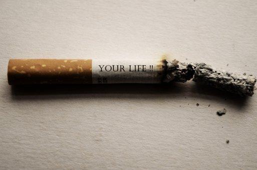Your, Life, Cigarette, Smoking, Habit