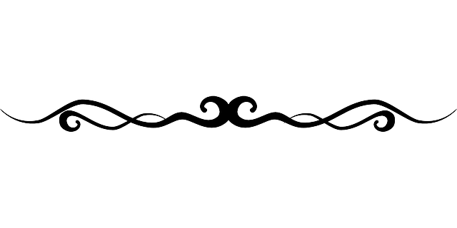 Flourish Line Border · Free Vector Graphic On Pixabay