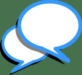 Speech, Bubble, Shape, Text, Chat, Speak, Talk, Message