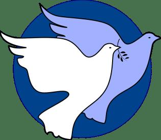 Colombe, La Paix, Unité, Liberté, Symbole, Oiseau