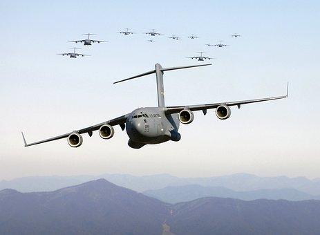 Aircraft, Cargo Aircraft, Cargo