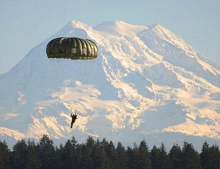Parachute, Paratrooper, Parachutist