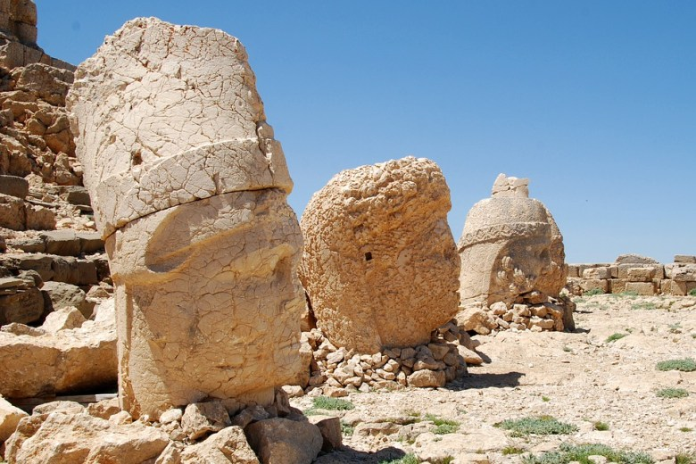 Nemrut, Nemrut Dağı, Nemrod, Nemrod Dağı, Sığınak