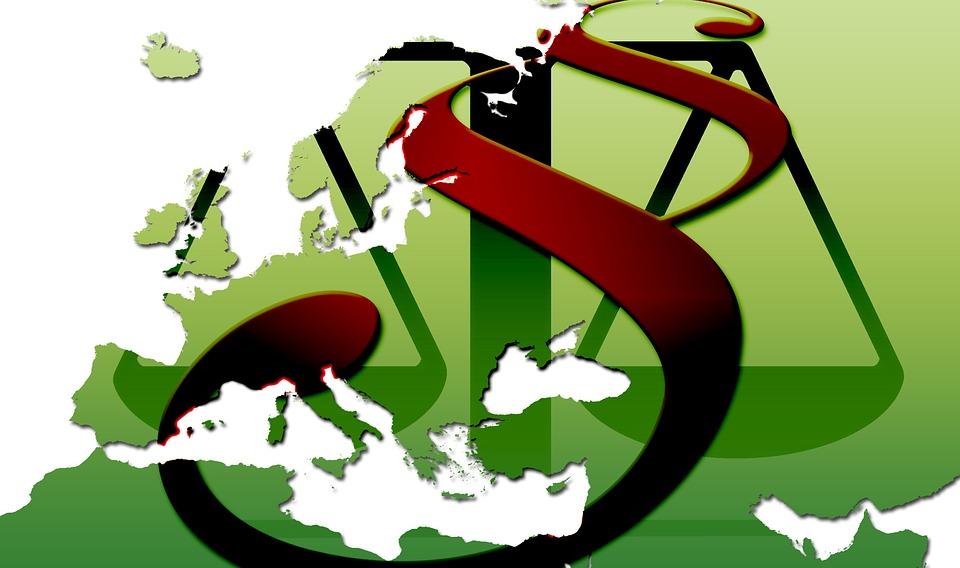 Europa, Paragraf, Recht, Gerechtigkeit, Waage