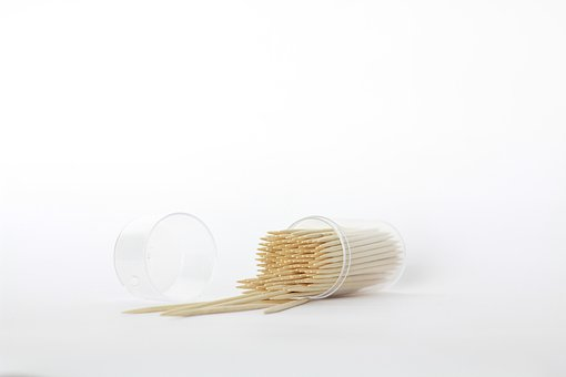 Toothpicks, Wooden, Teeth, Toothpicks, toothpick manufacture