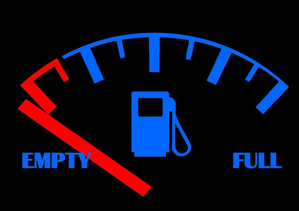 Anuncios, Gasolina, Tanque, Indicador De Combustible