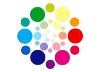 Farbklecks, Klat, Farve, Farvecirkel, Farveskema