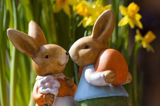 Easter Bunny, Easter, Rabbit