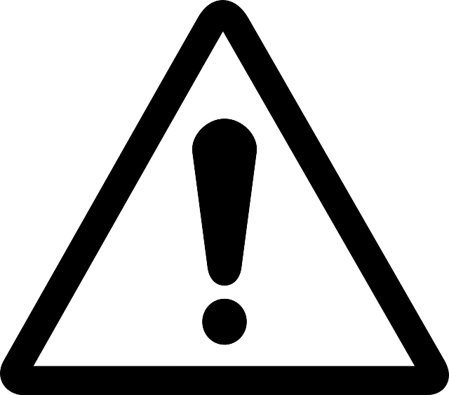 Exclamation Mark Warning Danger · Free vector graphic on Pixabay