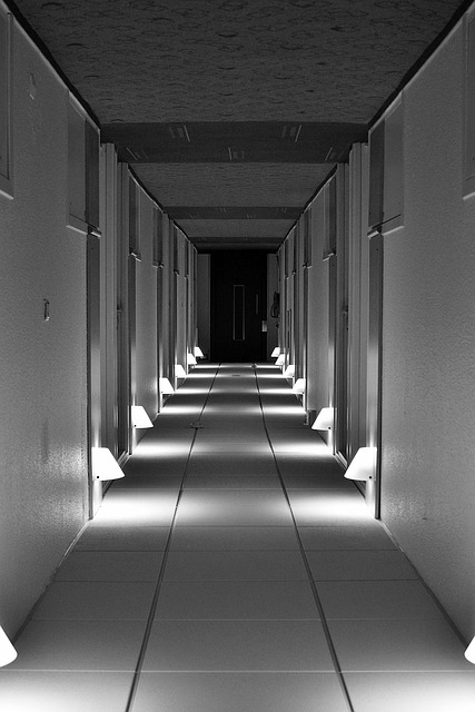 Hotel Hall Passage Hallway Free Photo On Pixabay